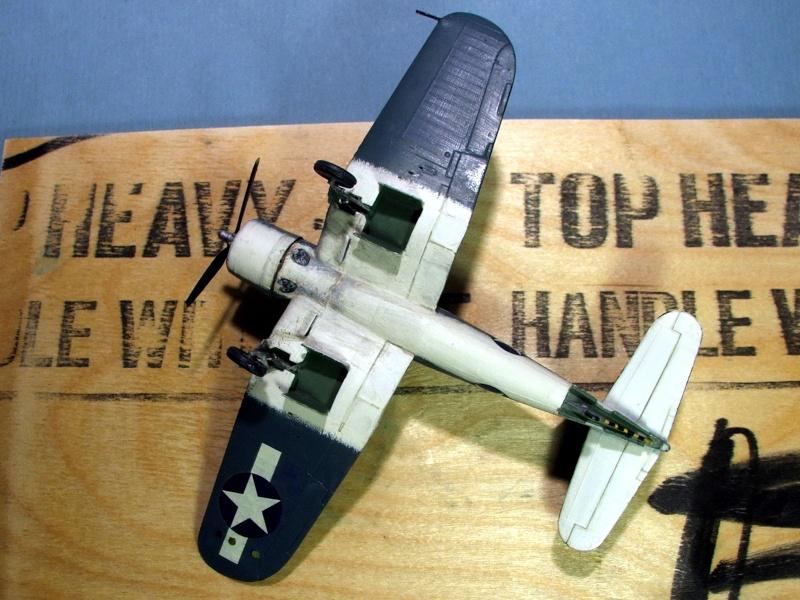 [Heller] F4U Corsair F4u0710