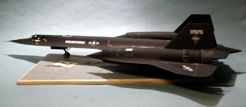 [Italeri] SR71 Blackbird Sr71-110