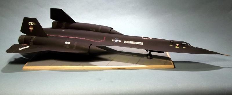[Italeri] SR71 Blackbird Sr71-410