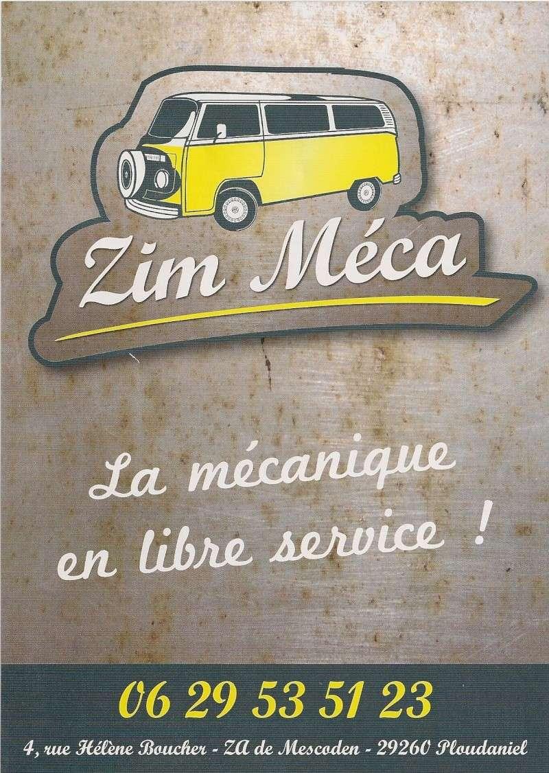 OUVERTURE du ZIM-MECA Numari12