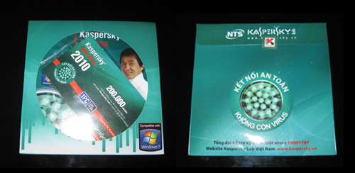 Kaspersky Antivirus 2010 Kav10
