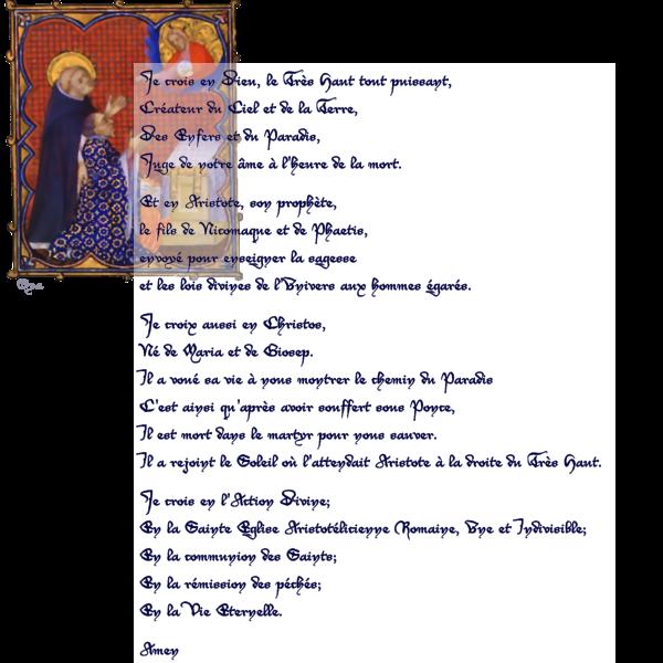 Chapelle pour venir se recueillir - Page 9 Credo_15
