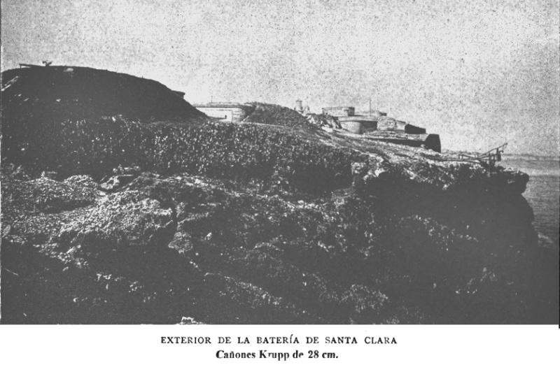 Cienfuegos - FOTOS DE CUBA ! SOLAMENTES DE ANTES DEL 1958 !!!! Bateri10