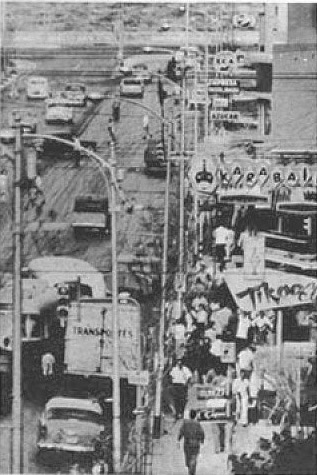 Cienfuegos - FOTOS DE CUBA ! SOLAMENTES DE ANTES DEL 1958 !!!! - Página 31 Calle_30