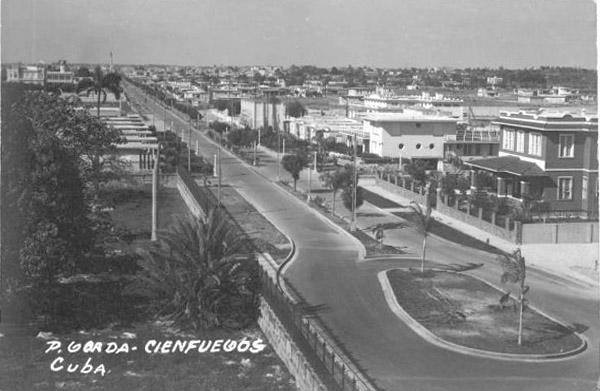 1958 - FOTOS DE CUBA ! SOLAMENTES DE ANTES DEL 1958 !!!! - Página 30 Cienfu11