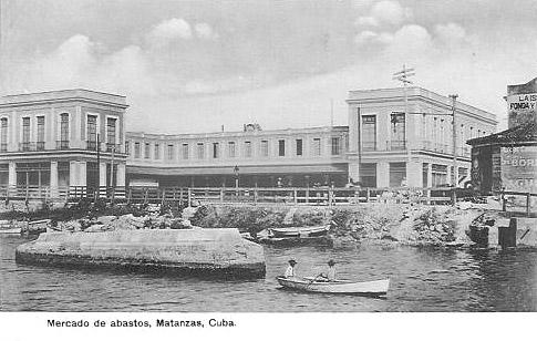 Cienfuegos - FOTOS DE CUBA ! SOLAMENTES DE ANTES DEL 1958 !!!! - Página 31 Mercad11