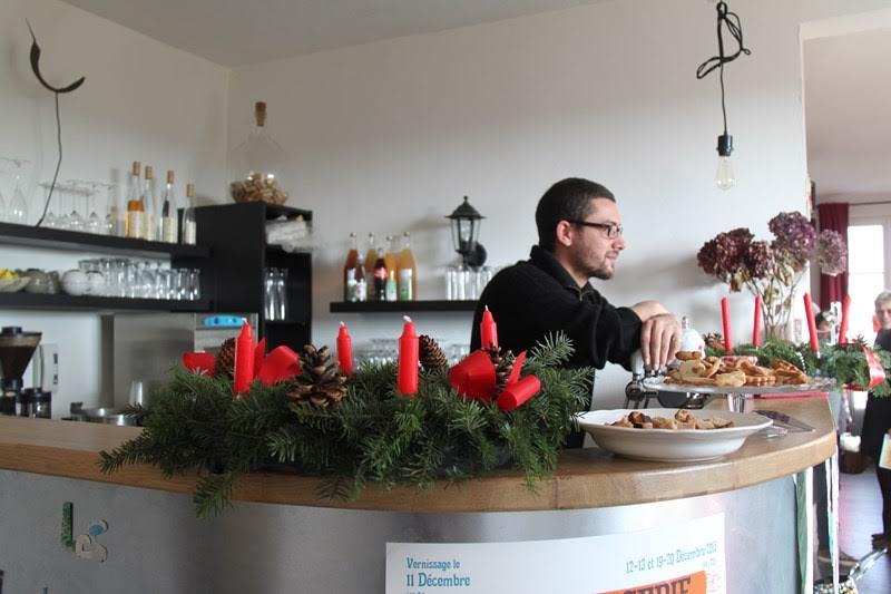 Le restaurant Chemin Faisant à Wangen. 19a8c710
