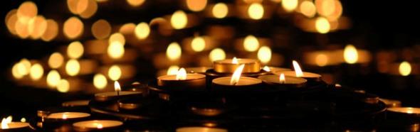 Wangen rend hommage à Paris après les attentats du 13 novembre 2015 Bougie10