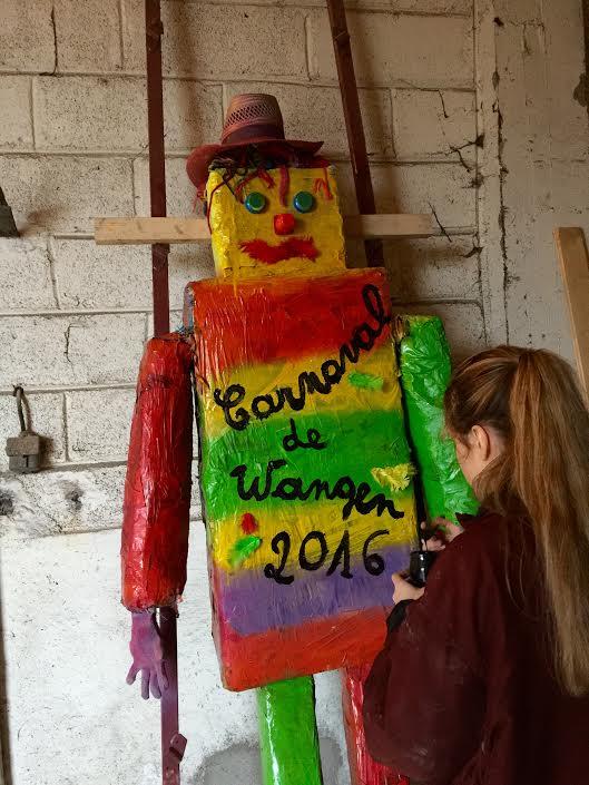 Carnaval des enfants à Wangen, mardi 9 février 2016 à 15h C4095510