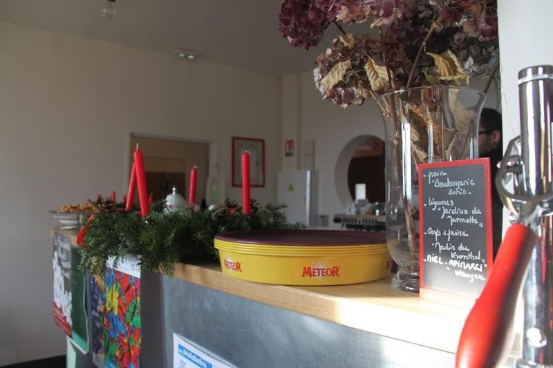 Le restaurant Chemin Faisant à Wangen. D8c59610