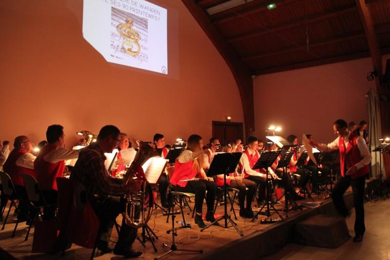 La Musique Harmonie de Wangen fête ses 90 ans les 21/22 novembre 2015 Img_1216