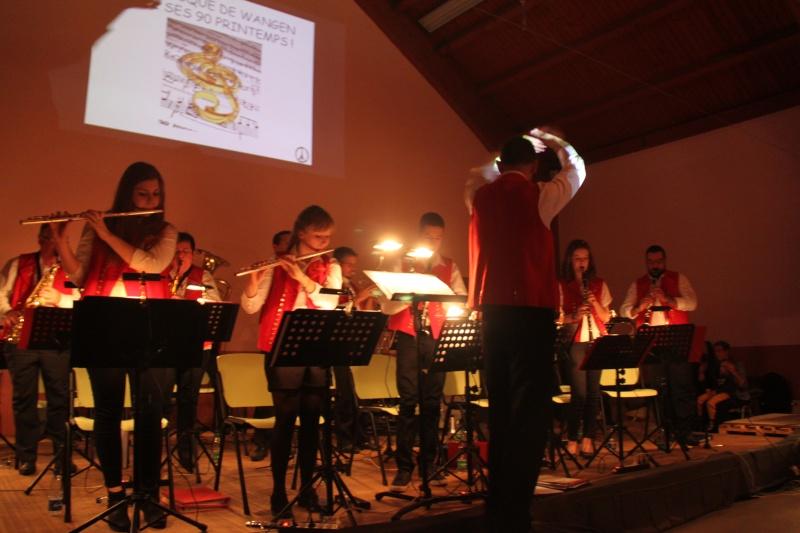 La Musique Harmonie de Wangen fête ses 90 ans les 21/22 novembre 2015 Img_1227