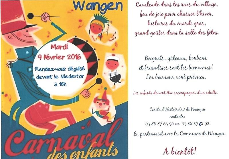 Carnaval des enfants à Wangen, mardi 9 février 2016 à 15h Scan0012