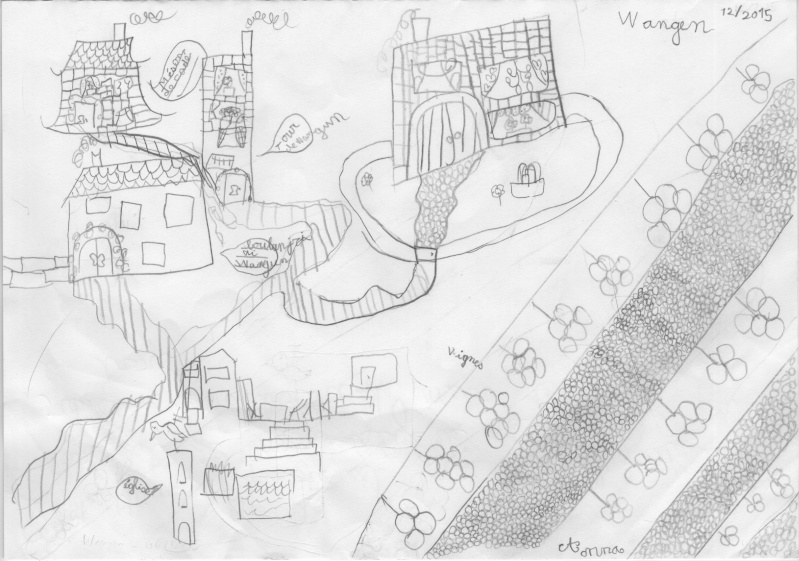 Wangen, vu par Anna , 6 ans. Unname10