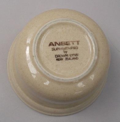 5641 Sugar bowl and Lid - is an Ansett Casserole Dscf2310