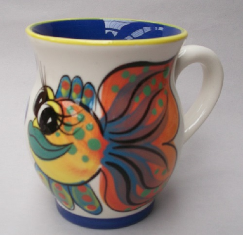 Pacific Originals Fishy Mug Dscf2318