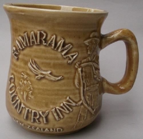 Castle Pottery Mug Dscf2327