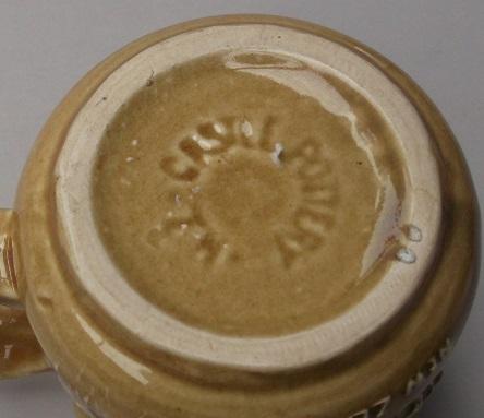 Castle Pottery Mug Dscf2328