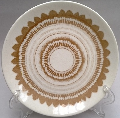 Baroque D 664 for the gallery Kelston ceramics Newpor10