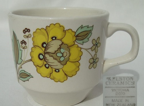 Kelston Ceramics New Zealand No Name and Victoria d070 and Westminster d619 ~ Victor11
