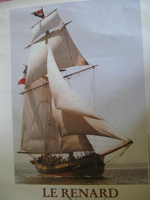 [ Marine à voile ] Vieux gréements - Page 8 Poudre21