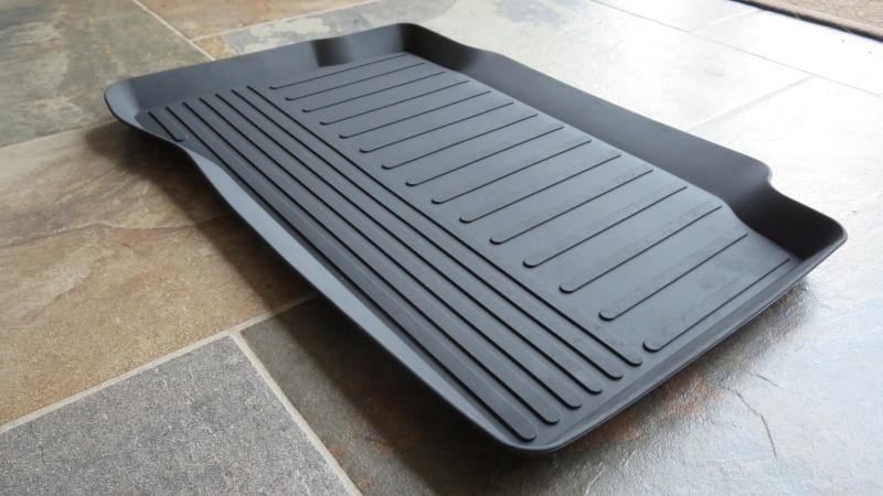 RUBBER FLOOR MAT SET RHD PART#75901-54PA0-000 Rubber12