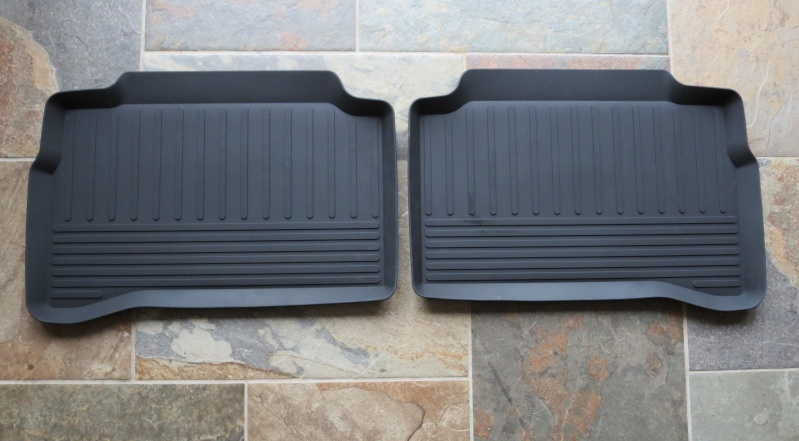 RUBBER FLOOR MAT SET RHD PART#75901-54PA0-000 Rubber13