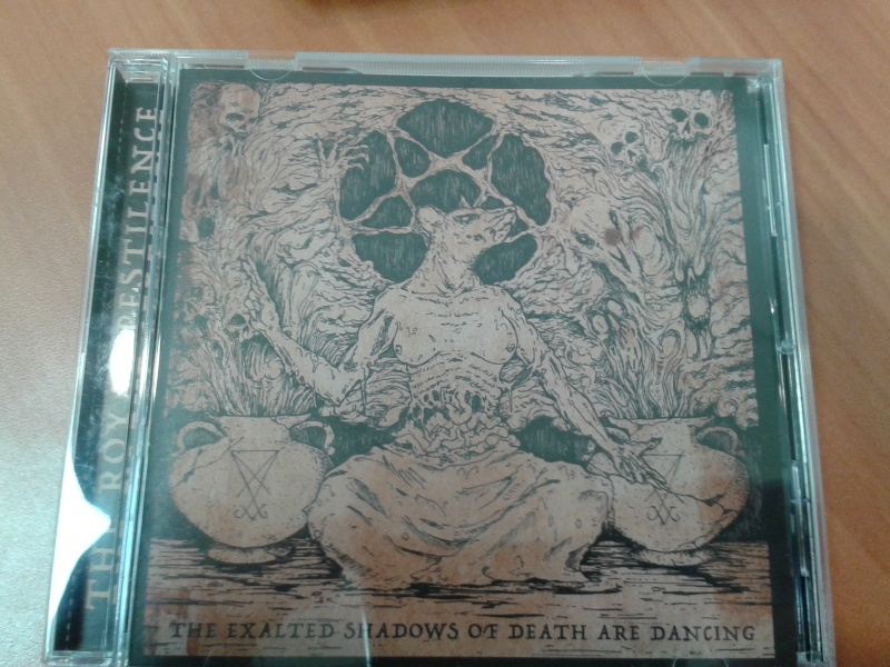 AUSTRAL/COLD -The Exalted Shadows of Death Are Dancing-  SPLIT CD DISPONIBLE AHORA! 2015-112