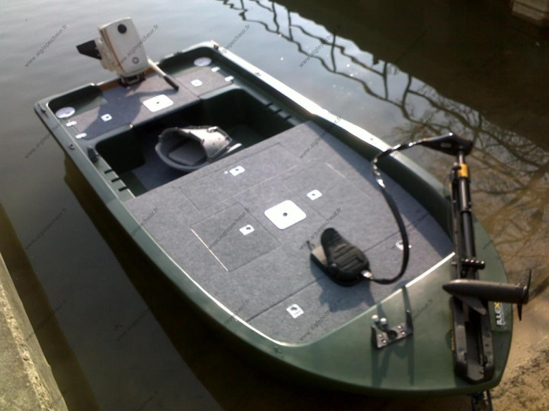aqua-bassboat RIGIFLEX Barque10