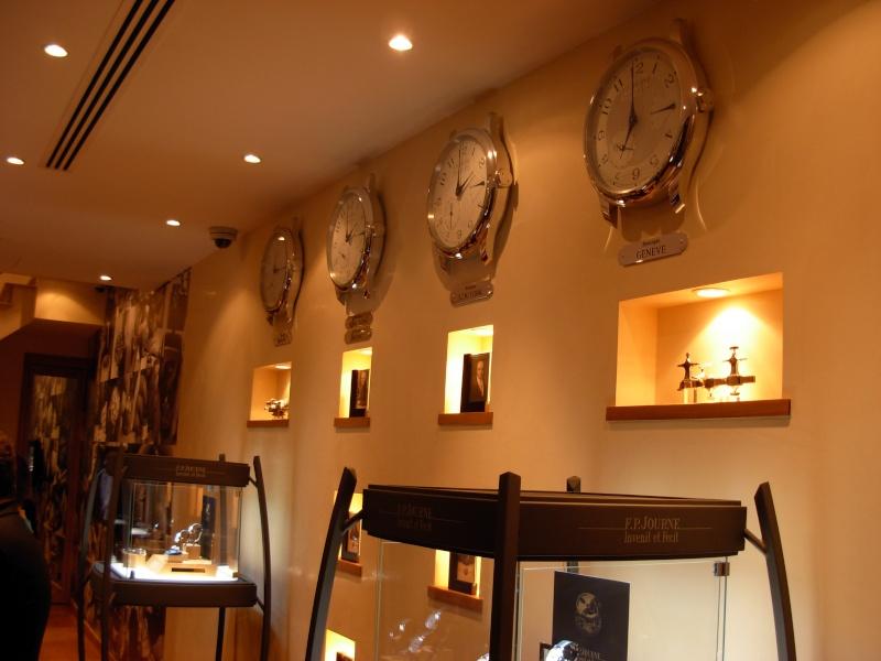 Passion Horlogère chez F.P.JOURNE Paris Dscn0128