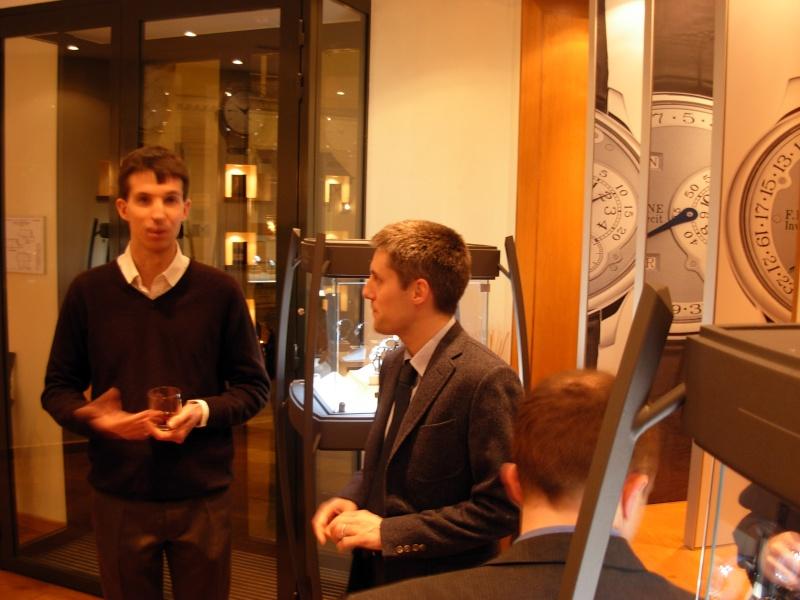 Passion Horlogère chez F.P.JOURNE Paris Dscn0137