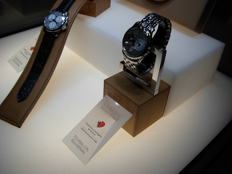 Passion Horlogère chez F.P.JOURNE Paris Dscn0151