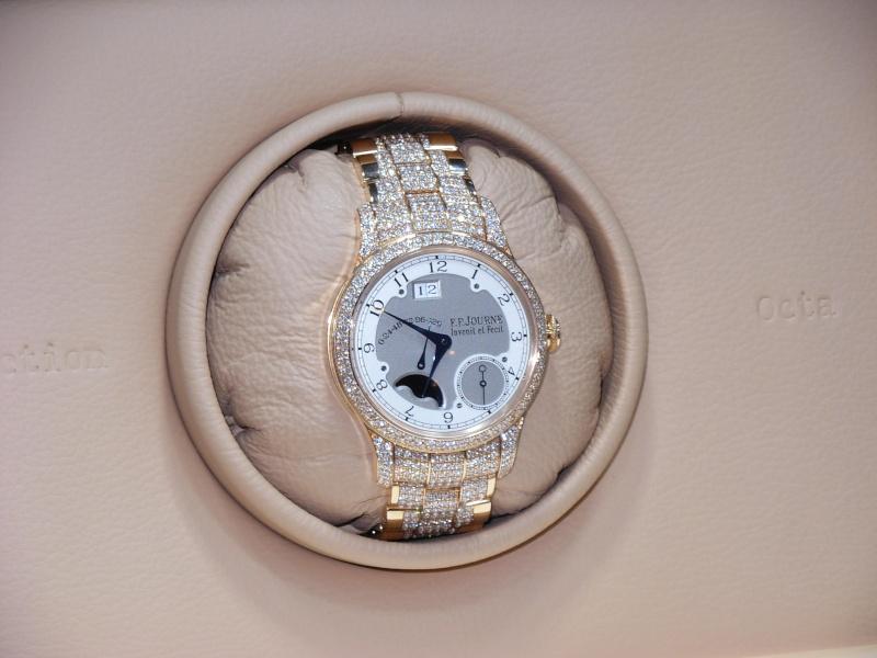 Passion Horlogère chez F.P.JOURNE Paris Dscn0153
