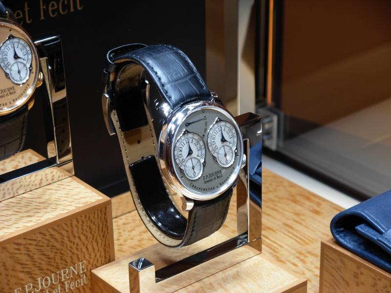 Passion Horlogère chez F.P.JOURNE Paris Dscn0157