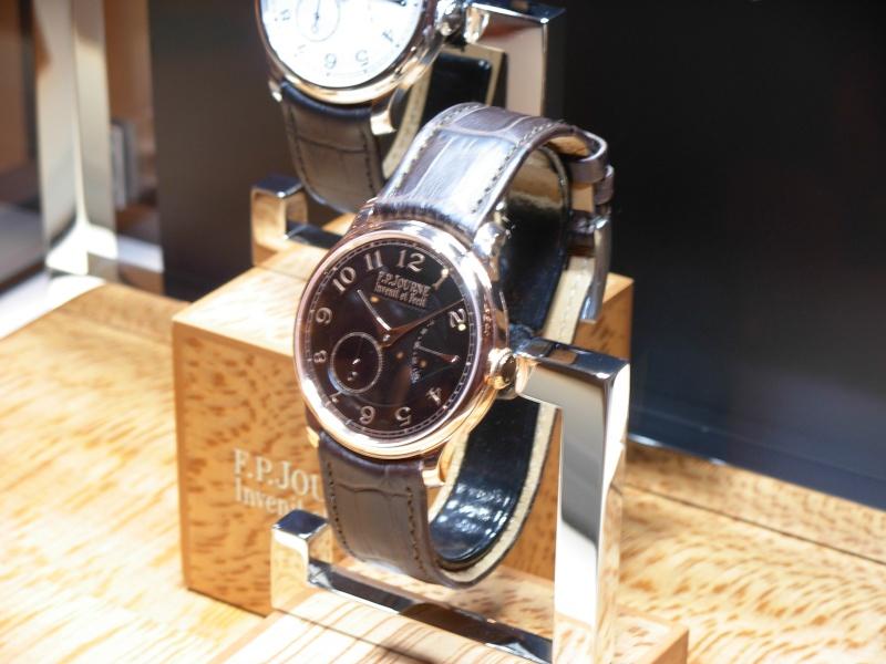 Passion Horlogère chez F.P.JOURNE Paris Dscn0159