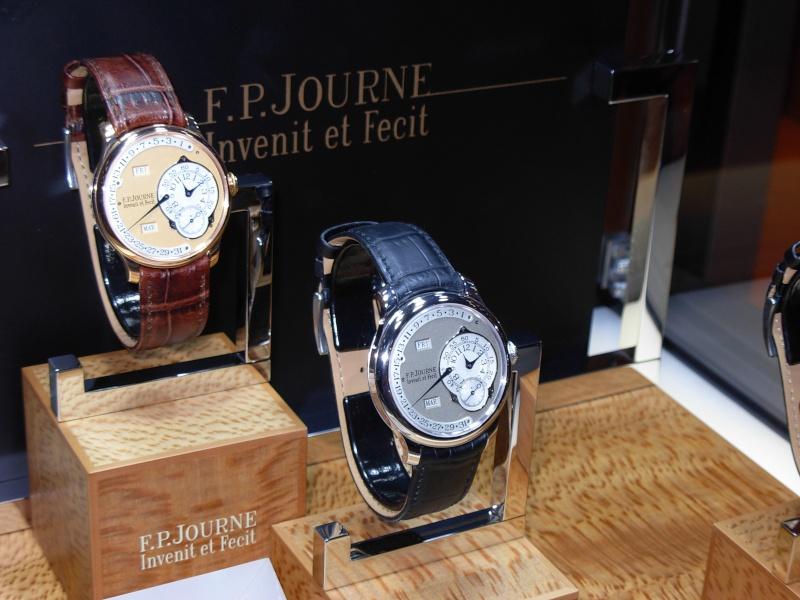 Passion Horlogère chez F.P.JOURNE Paris Dscn0161
