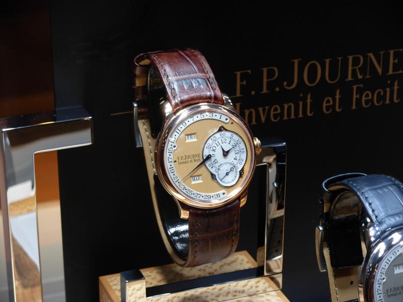 Passion Horlogère chez F.P.JOURNE Paris Dscn0162