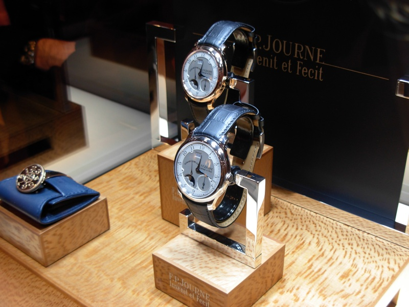 Passion Horlogère chez F.P.JOURNE Paris Dscn0169