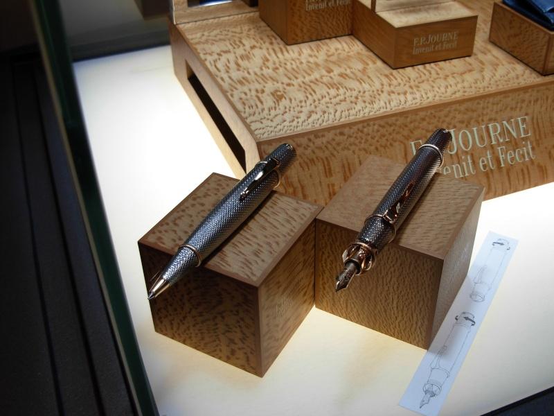 Passion Horlogère chez F.P.JOURNE Paris Dscn0171