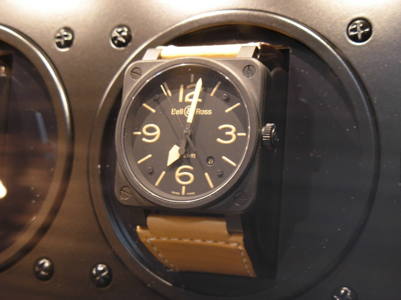 [Revue] Bell & Ross 123 vintage black officer Dscn0935
