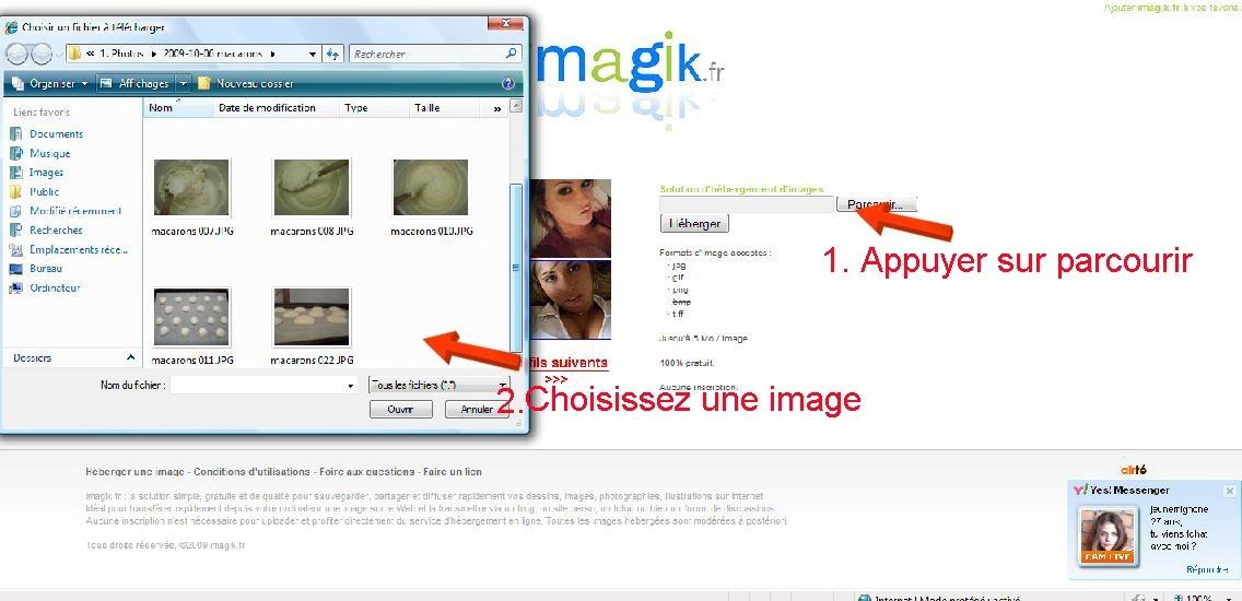 Poster des images avec imagik Sans-t25