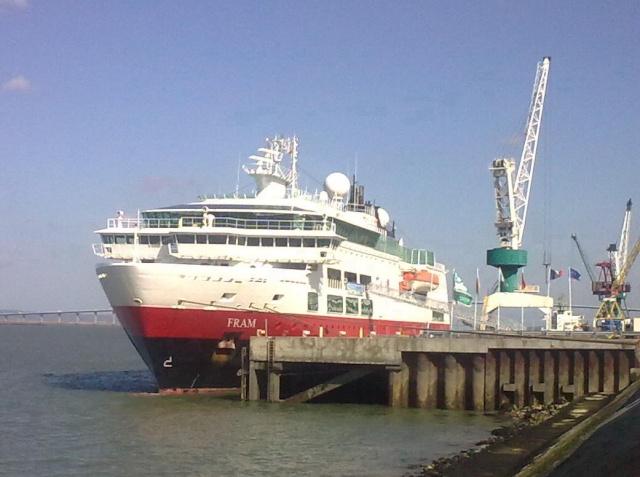 Port de Honfleur Fram-210