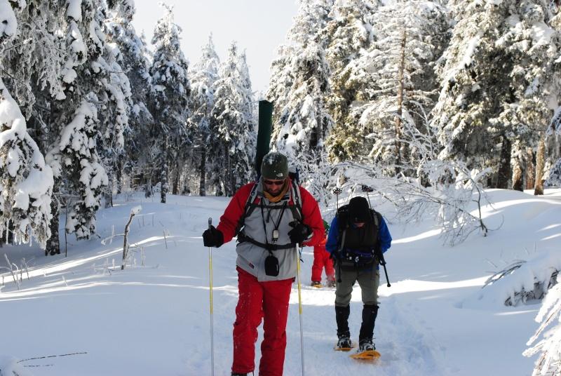 Les cervolistes vont aussi à la neige. Dsc_0011