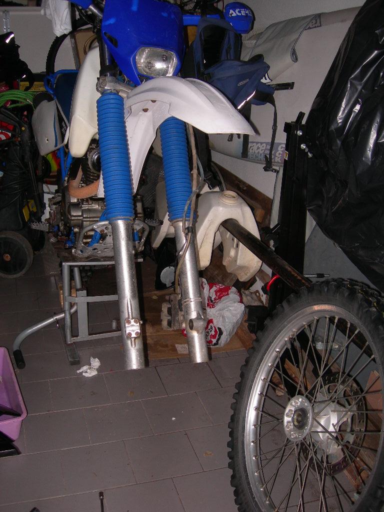 Manutenzione ruota e raggi Dscn5412