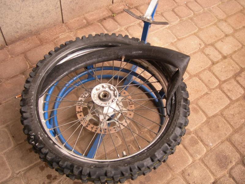 Manutenzione ruota e raggi Dscn5414