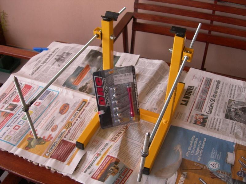 Manutenzione ruota e raggi Dscn5417