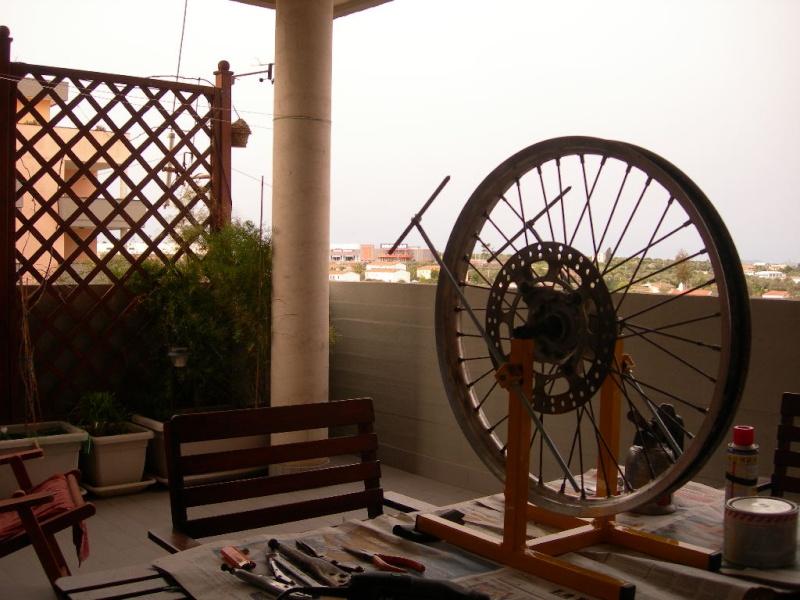 Manutenzione ruota e raggi Dscn5423