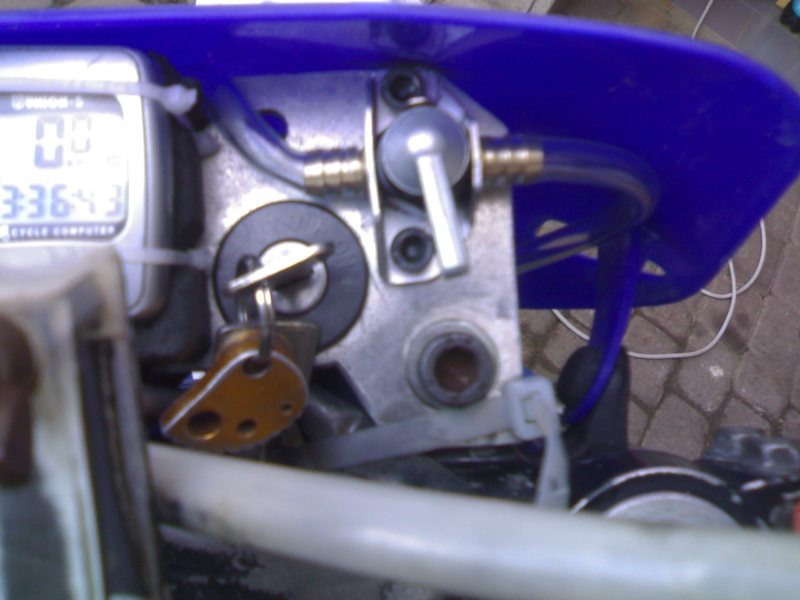 Avviamento a caldo (HOT START)Mikuni TM 36. Ovvero come l'ho costruito! Flusso10