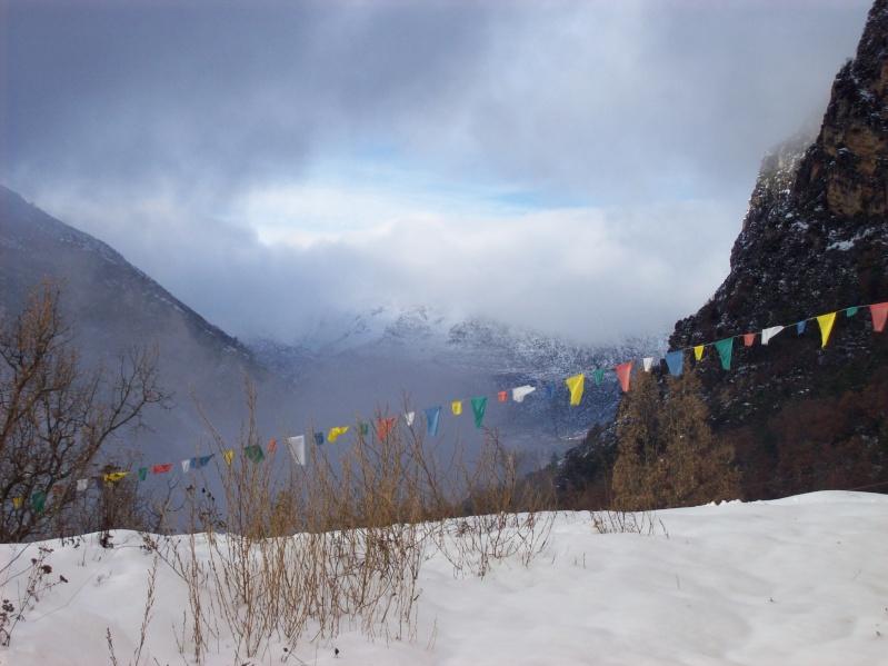 YANGSI Rinpoché à Nyima Dzong en 2010 100_3110
