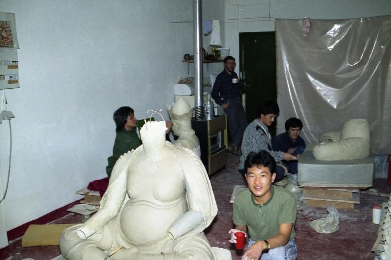 L'Arbre des Refuges: Arts Sacrés Artist10
